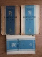 Nicolae Iorga - Oameni care au fost (volumele 1, 2, 3, 1935)