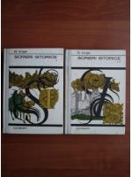 Anticariat: Nicolae Iorga - Scrieri istorice (2 volume)