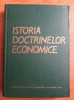 Anticariat: Nicolae Ivanciu - Istoria doctrinelor economice