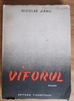Anticariat: Nicolae Jianu - Viforul (1951)