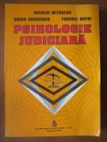 Anticariat: Nicolae Mitrofan - Psihologie judiciara