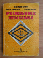 Anticariat: Nicolae Mitrofan, Tudorel Butoi - Psihologie judiciara