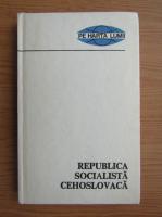 Anticariat: Nicolae Nicoara - Republica Socialista Cehoslovaca