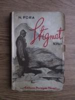Anticariat: Nicolae Pora - Stigmat (editie veche)