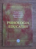 Nicolae Radu, Laura Goran - Psihologia educatiei