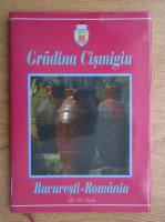 Nicolae Riglea - Gradina Cismigiu