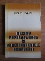 Nicolae Rosianu - Maxima populara rusa si corespondentele romanesti