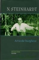 Nicolae Steinhardt - Articole burgheze