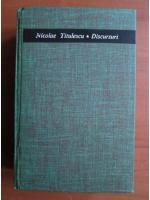 Nicolae Titulescu - Discursuri