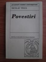 Nicolae Velea - Povestiri