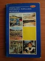 Anticariat: Nicolae Z. Ionescu - Republica Populara Mongola