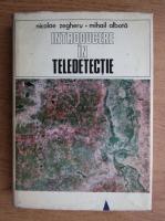 Anticariat: Nicolae Zegheru, Mihail Albota - Introducere in teledetectie