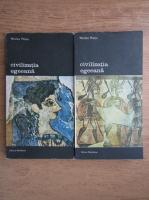 Anticariat: Nicolas Platon - Civilizatia egeeana (volumul 3 si 4)
