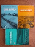 Nicolau Cezar, Kellner Petre, Gazdaru Adrian - Executarea constructiilor hidrotehnice pentru lucrarile de imbunatatiri funciare (3 volume)