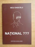 Nicu Dascalu - National???