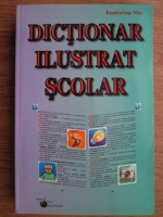 Anticariat: Niculescu Ecaterina - Dictionar ilustrat scoalar
