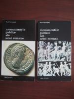 Niels Hannestad - Monumentele publice ale artei romane (2 volume)