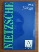 Nietzsche - Noi, filologii