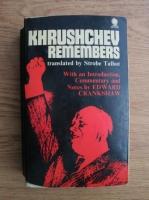 Anticariat: Nikita Khrushchev - Khrushchev remembers