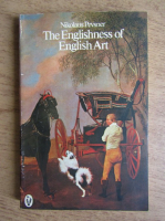 Anticariat: Nikolaus Pevsner - The englishness of english art