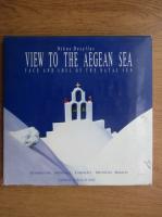 Nikos Desyllas - View to the Aegean sea