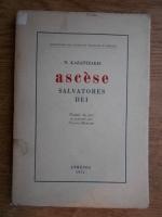 Nikos Kazantzakis - Ascese. Salvatores dei