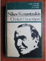 Nikos Kazantzakis - O viata in scrisori