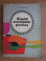 Anticariat: Nina Decusara - Rapid, economic, gustos