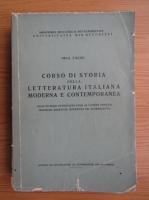 Nina Facon - Corso di storia dela letteratura italiana moderna e contemporanea