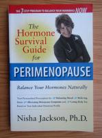 Nisha Jackson - The hormone survival guide for perimenopause
