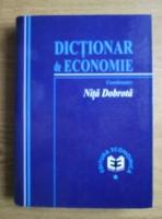 Nita Dobrota - Dictionar de economie
