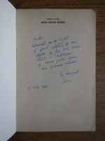 Nora Iuga - Opinii despre durere (cu autograful autoarei)