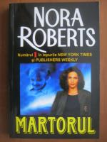 Anticariat: Nora Roberts - Martorul