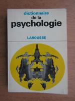 Norbert Sillamy - Dictionnaire de la psychologie