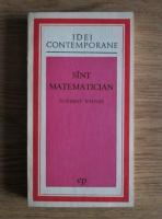 Anticariat: Norbert Wiener - Sunt matematician