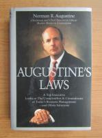 Anticariat: Norman R. Augustine - Augustine's laws