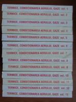 Anticariat: Normative privind proiectarea si executarea instalatiilor termice, conditionarea aerului, gaze (13 volume)