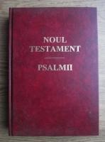Anticariat: Noul Testament. Psalmii