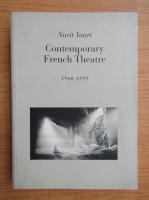 Anticariat: Nurit Yaari - Contemporary French Theatre 1960-1992