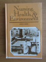 Anticariat: Nursing, health and the environment