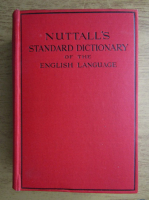 Anticariat: Nuttall's standard dictionary of the english language