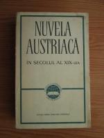 Anticariat: Nuvela austriaca in secolul al XIX-lea