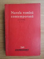 Nuvela romana contemporana (volumul 3)