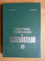 O. C. Necrasov - Anatomia comparata a vertebrelor (volumul 2)