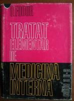 O. Fodor - Tratat elementar de medicina interna (volumul 1)