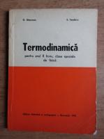 O. Gherman - Termodinamica (1973)