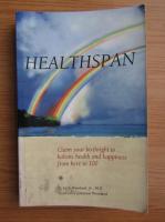 O. Jack Woodard - Healthspan