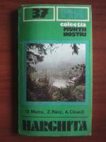 O. Marcu, Z. Racz, A. Cioaca - Harghita (colectia Muntii Nostri)