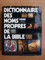 O. Odelain - Dictionnaire des noms propres de la Bible
