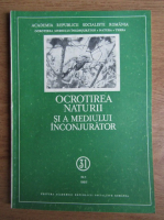 Ocrotirea naturii si a mediului inconjurator. Nr. 1, 1987